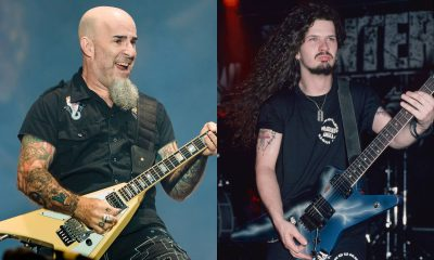 Anthrax homenaje Dimebag Darrell