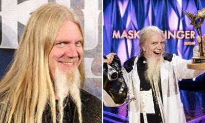 Marco Hietala nightwish rapeando