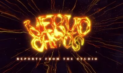 NervoChaos Reports From Studio