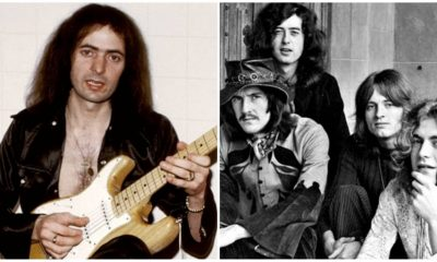 Ritchie Blackmore Led Zeppelin