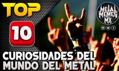 top 10 curiosidades metal