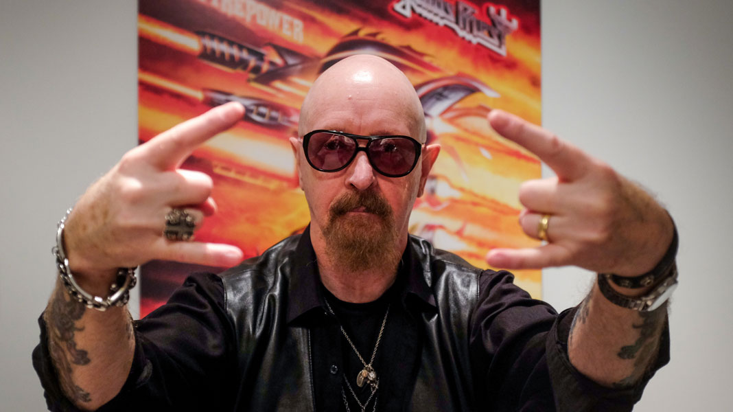 Rob Halford Heavy Metal