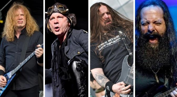 Rock In Rio 2021 confirma a Iron Maiden, Megadeth, Dream Theater y Sepultura