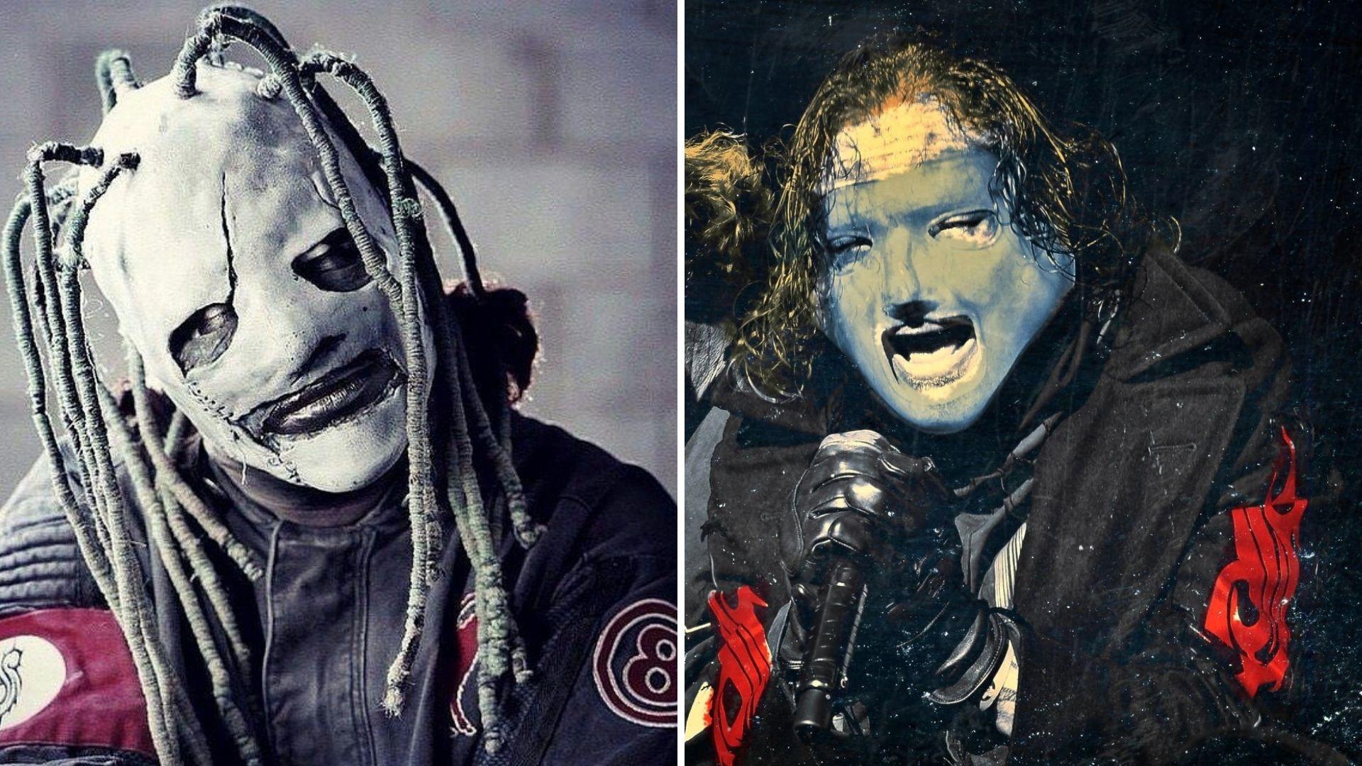 slipknot máscaras corey taylor