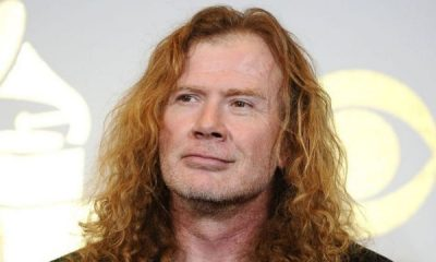 Dave Mustaine frontman Megadeth