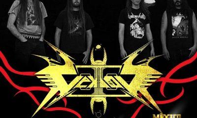 Vektor México Metal Fest