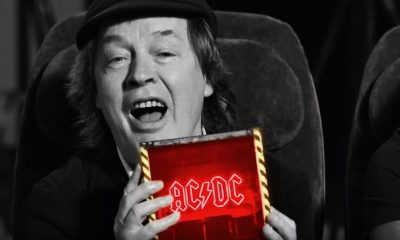 Angus Young canción favorita