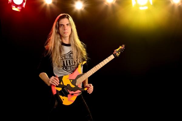 aprendizaje guitarra Alex Mesiter