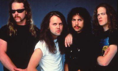 Kirk Hammett Jason Newsted
