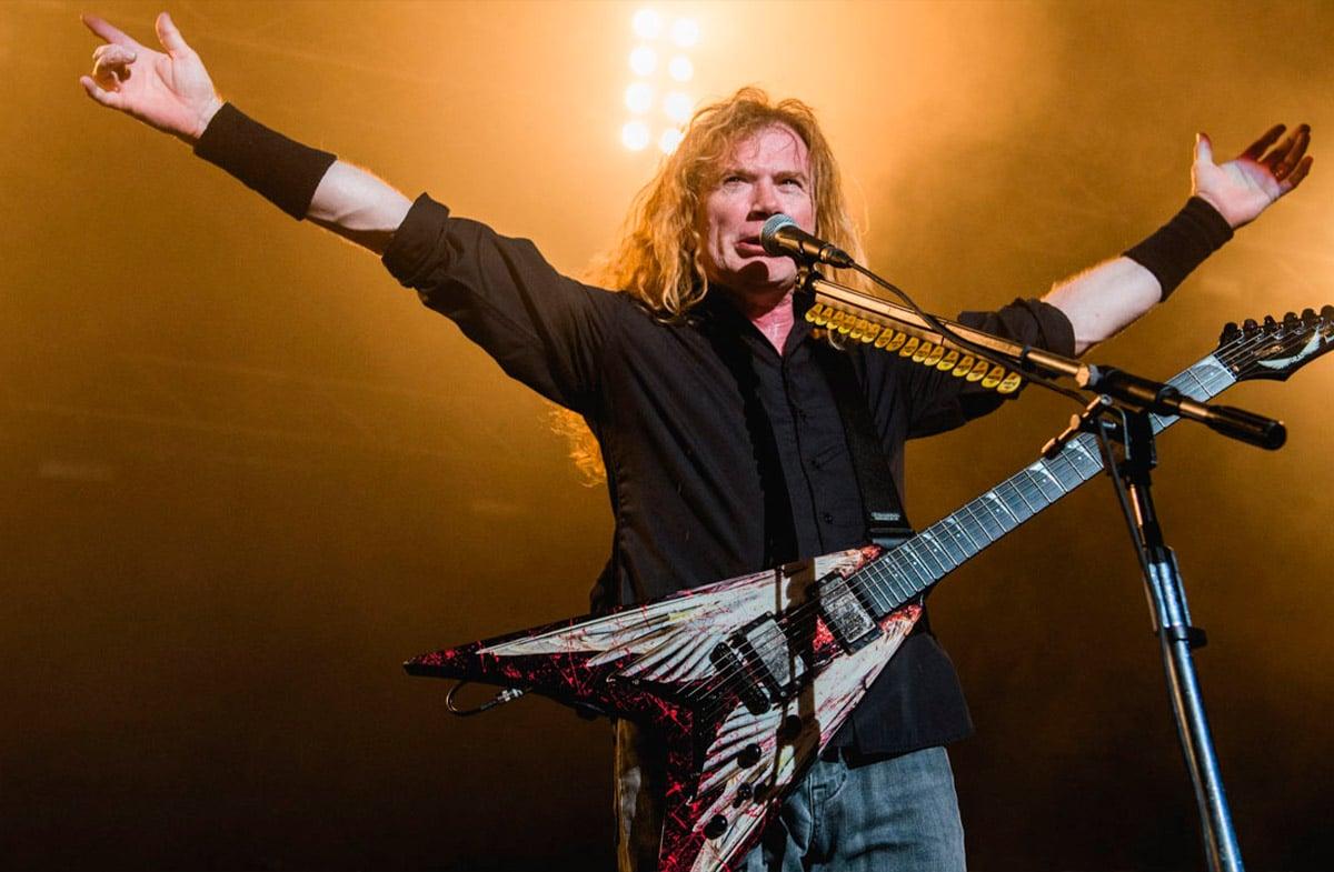 título nuevo álbum Megadeth