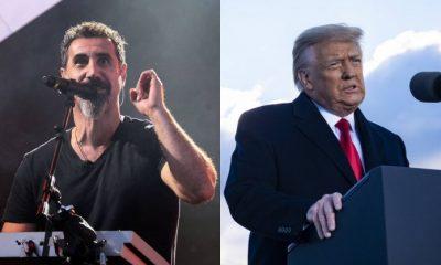 Serj Tankian Donald Trump
