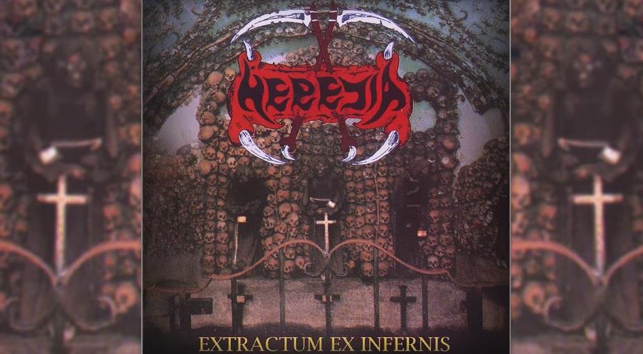 Herejía Extractum Ex Infernis resena