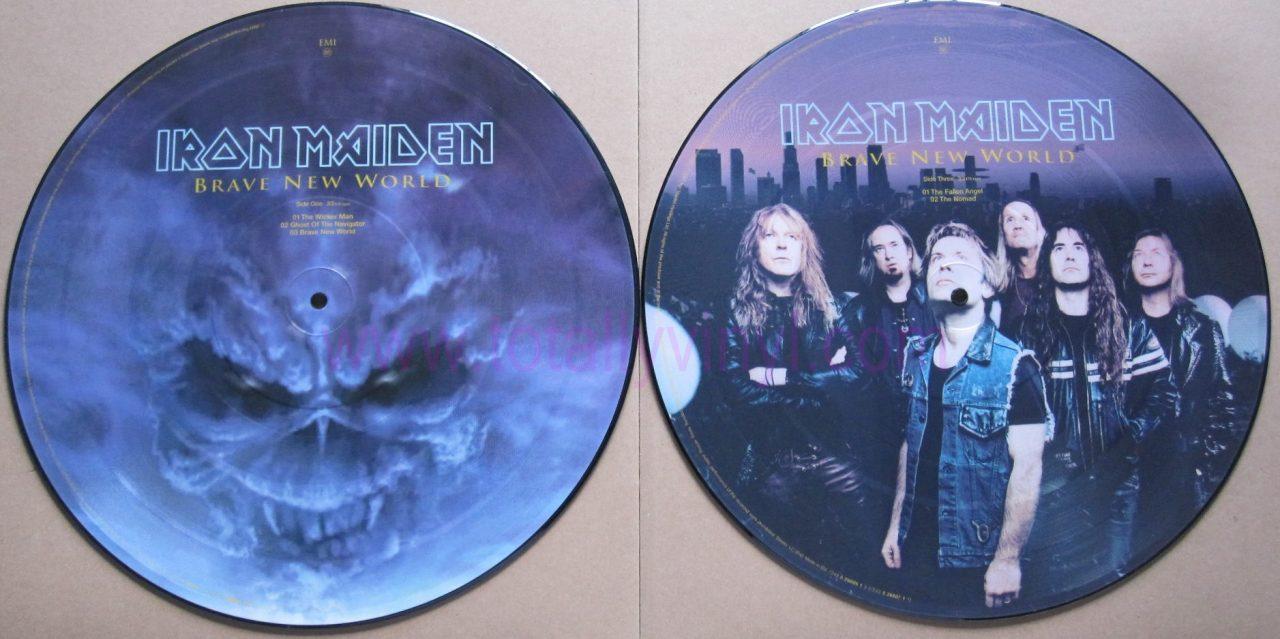"""Iron Maiden - """"Brave New World"""""""