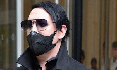 Marilyn Manson peor vestido