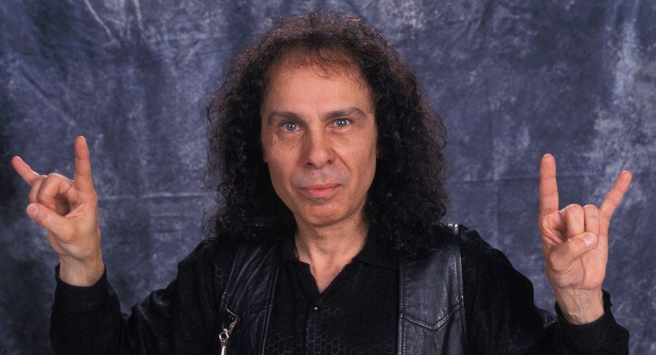 Ronnie James Dio libro autobiográfico