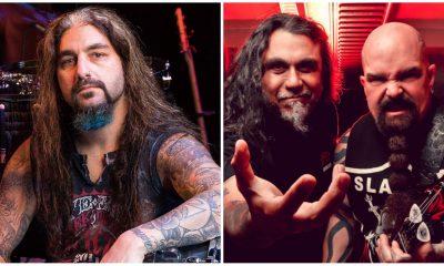 Mike Portnoy Slayer