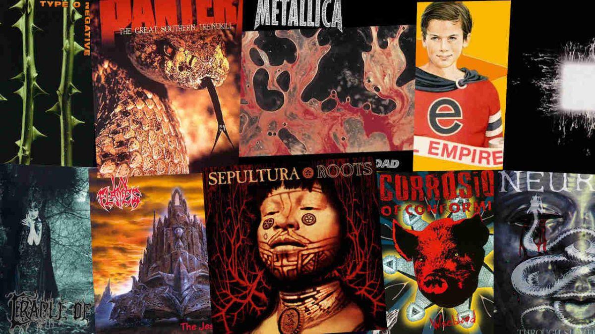 20 albumes metal 2021