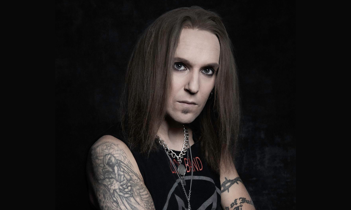 Fallece Alexi Laiho, ex guitarrista/vocalista de Children of Bodom