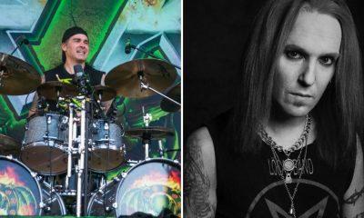 baterista overkill tributo children bodom