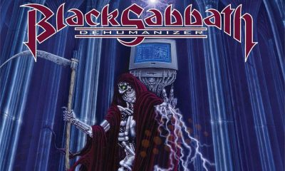 "Black Sabbath - ""Dehumanizer"""