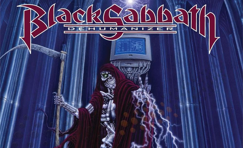 "Black Sabbath - ""Dehumanizer"""
