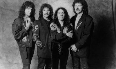 Black Sabbath junto a Ronnie James Dio