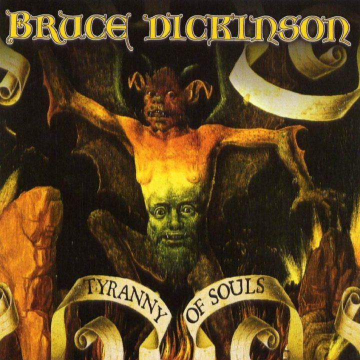 "Bruce Dickinson - ""Tyranny of Souls"" (2005)"