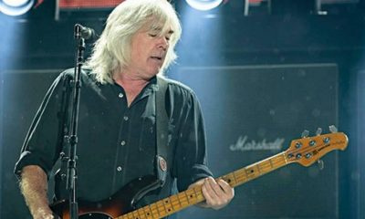 Cliff Williams bajos AC/DC