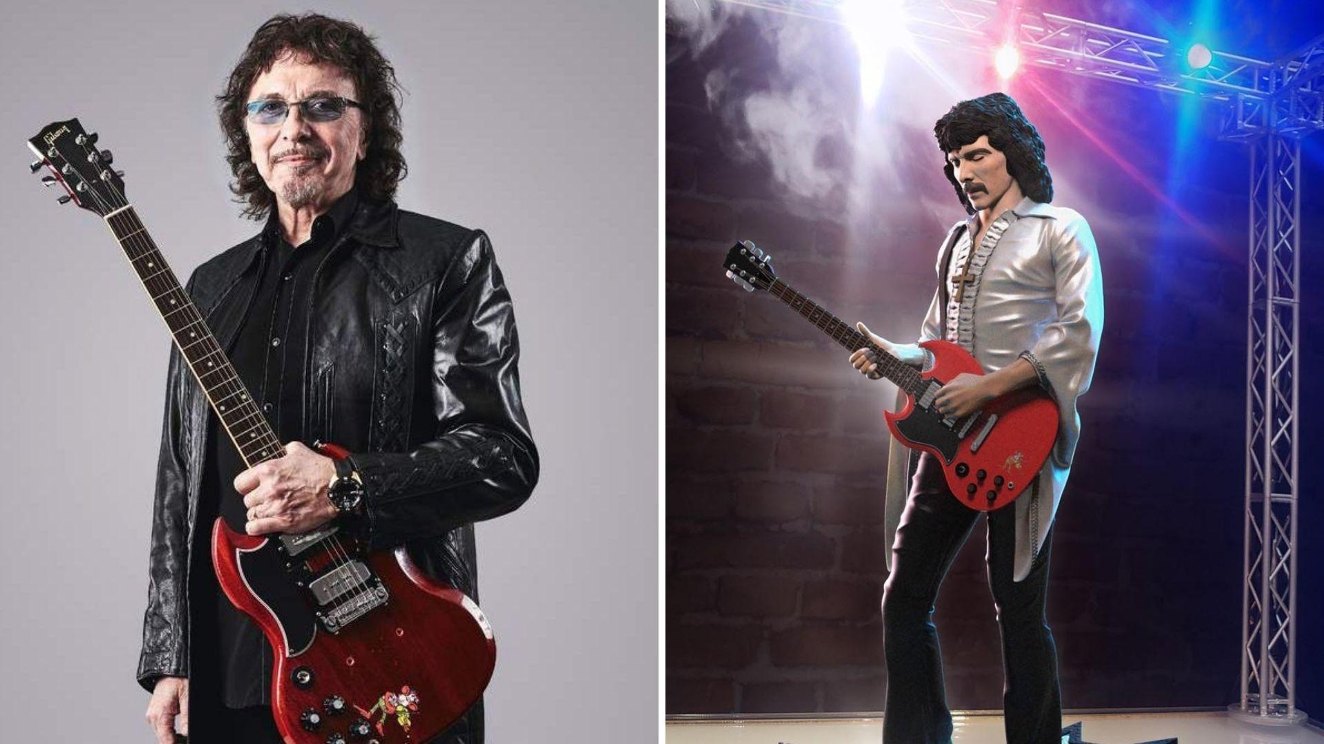 estatuilla Tony Iommi