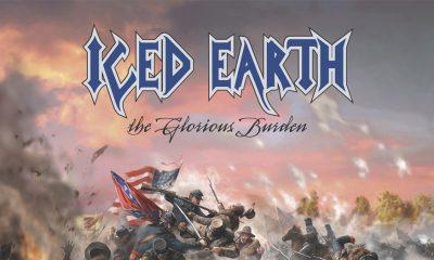 """Iced Earth - """"The Glorious Burden"""""""