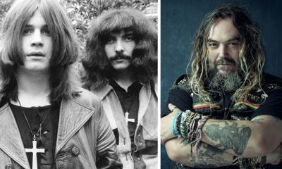 Black Sabbath Max Cavalera