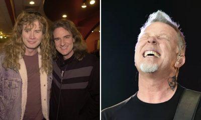 álbum Metallica superó Megadeth