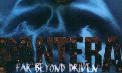 """Pantera - """"Far Beyond Driven"""""""