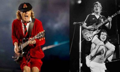 Angus Young rumor Bon Scott