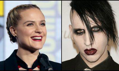 Evan Rachel Wood dice que Marilyn Manson abusó de ella (foto: difusión).
