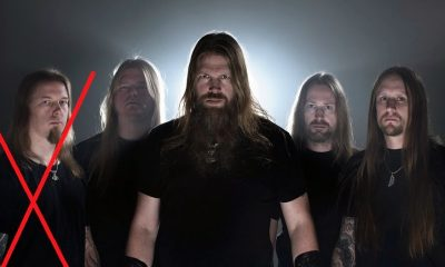 Ex baterista Amon Amarth perdón