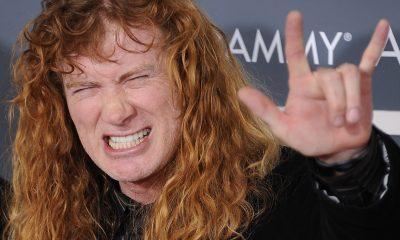 Dave Mustaine Dean Gibson