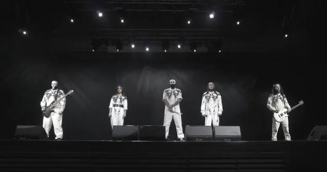 Lacuna Coil concierto en vivo