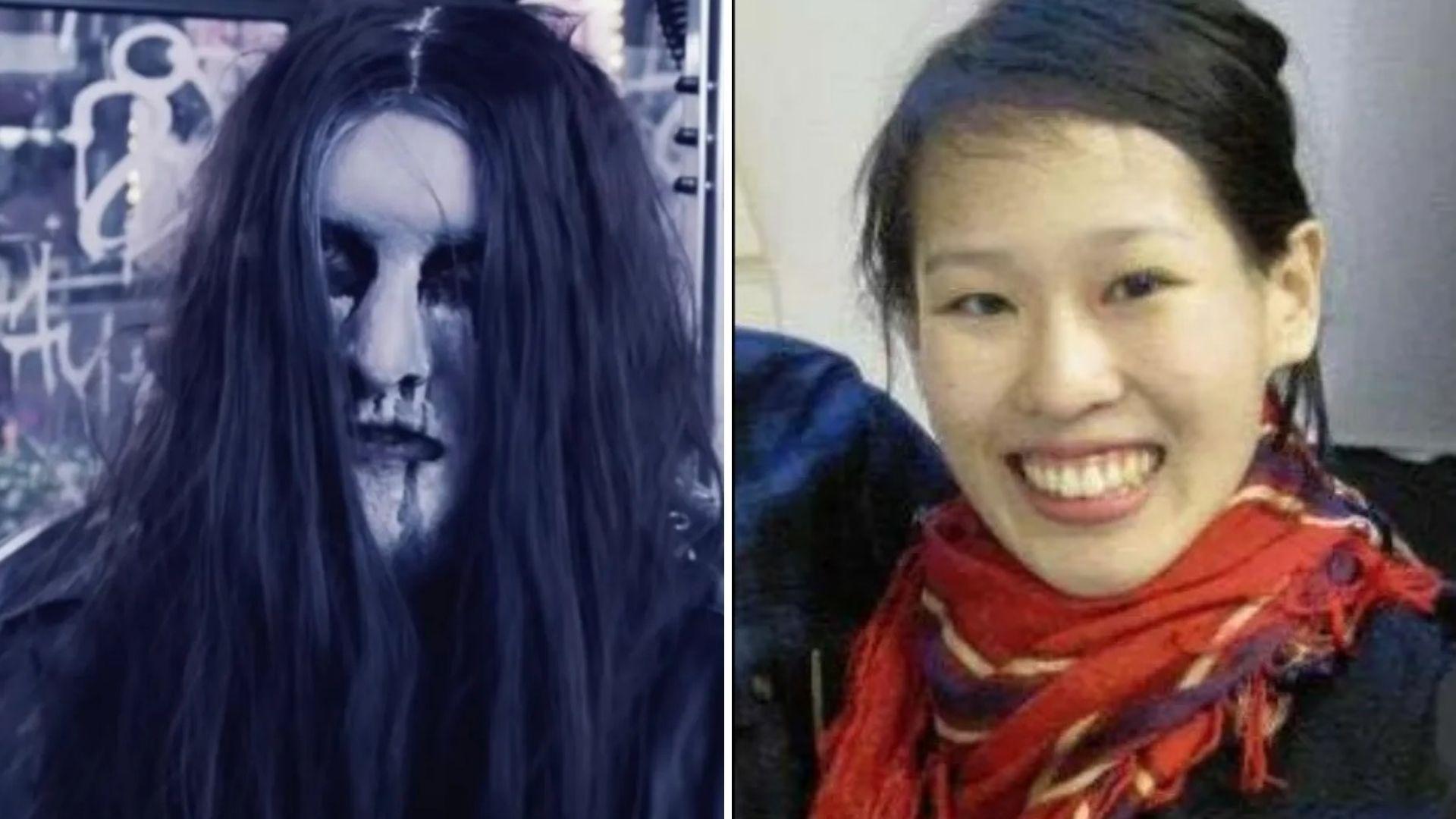 Morbid músico metal Elisa Lam
