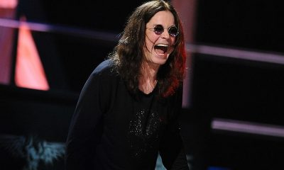 Ozzy Osbourne vacunado Covid