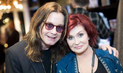 Ozzy Osbourne Sharon San Valentín