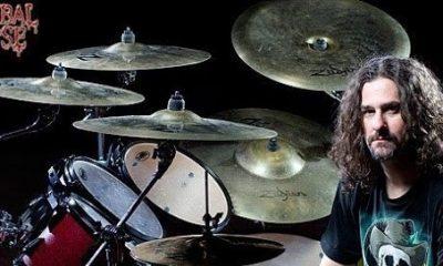 Paul Mazurkiewicz batería cannibal corpse disco brutal