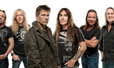 Salón Fama Rock Roll iron maiden