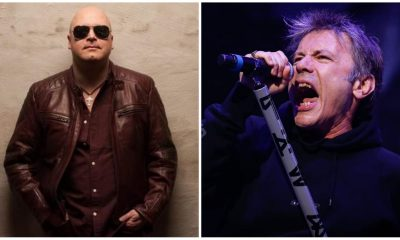 Michael Kiske Iron Maiden