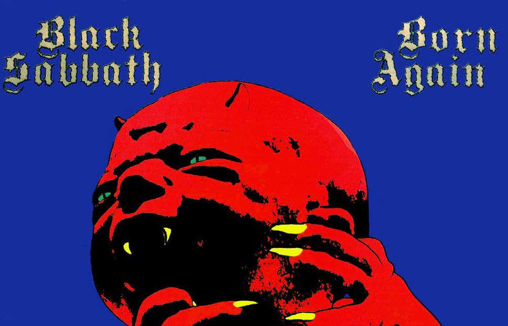 """Reseña: Black Sabbath - """"Born Again"""" (1983)"""