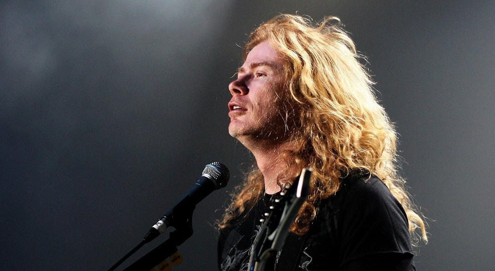 dave mustaine voces nuevo disco Megadeth