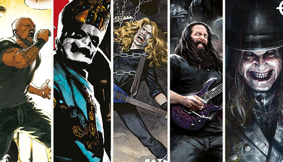 dc comics metal