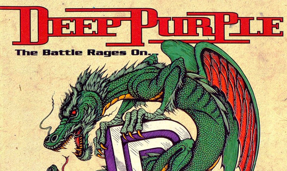 """Reseña: Deep Purple - """"The Battle Rages On"""" (1993)"""