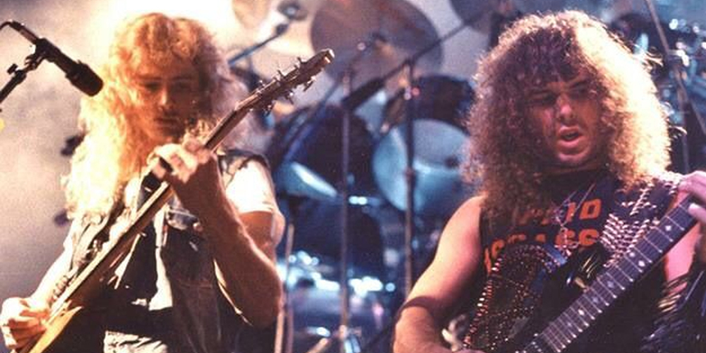 megadeth con kerry king