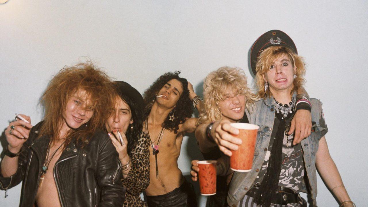 Guns N' Roses en vivo